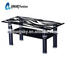 table ls for sale ls 1115 living room furniture modern blak glass coffee table cheap