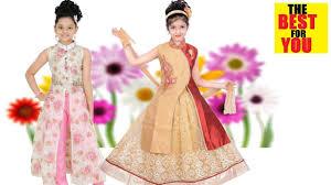 fashion indian dresses for kids girls dress up kids design in