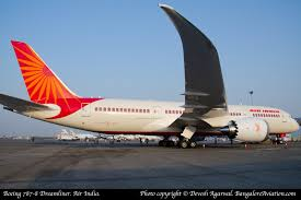 Air India Seat Map by Flight Review Air India Economy Class Boeing 787 Dreamliner