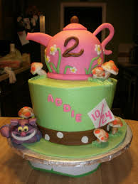 mad hatter tea party cake cakecentral com