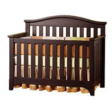 Non Convertible Crib Hawthorne Nursery 4 Furniture Crib Set Convertible Crib Is