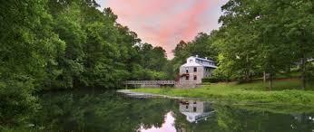 Johnson Mill Bed And Breakfast Evins Mill A Woodland Resort Property Near Nashville Tn