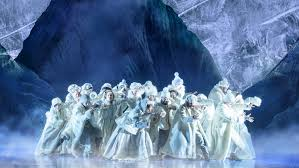 production photos frozen broadway musical