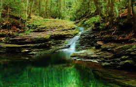 The Devils Bathtub Scott County Virginia Tourism Explore Scott County Va