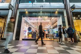 mercedes shop uk look inside liverpool one s mercedes pop up shop liverpool echo