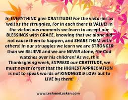 happy thanksgiving week may yours be blessed and happy