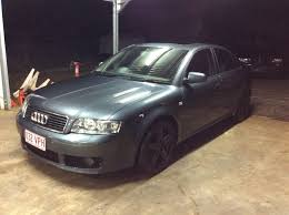 2005 Audi A4 2005 Audi A4 1 8 Turbo Quattro B6 Car Sales Qld Darling Downs