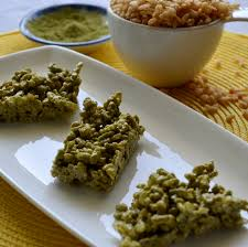 recipe for matcha green tea rice krispies treats