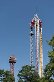 superman tower of power six flags over texas