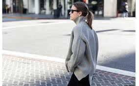 how to wear turtleneck sweaters for women 2018 fashiongum com