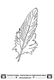 coloring pages of indian feathers feather printables free coloring pages on art coloring pages