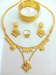 set of gold gold set 3 4 tola in pakistan clasf fashion