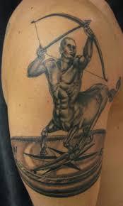 sagittarius symbol tattoo cool tattoos pinterest sagittarius