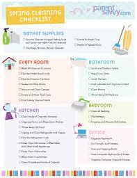 spring cleaning checklist parentsavvy parentsavvy blog