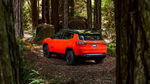 2017 jeep compass trailhawk news from the la auto show