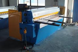 cut to length line leveling machine shearing machine press brake