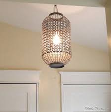 How To Make A Birdcage Chandelier Diy Birdcage Chandelier