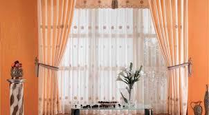 Greek Key Pattern Curtains Curtains Glamorous Orange Lace Curtains Incredible Orange Eyelet