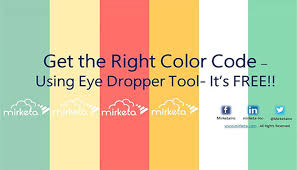 get the right color code u2013using eye dropper tool it u0027s free