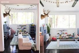 a sophisticated playroom emily henderson