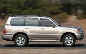 toyota land cruiser sport used 2004 toyota land cruiser for sale pricing features edmunds