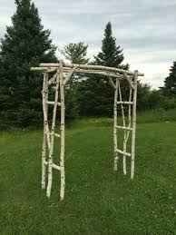 wedding arch ebay australia branched white birch wedding arch 6 ft wide by 7 ft 20
