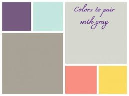 colors that compliment gray what color matches with gray quora