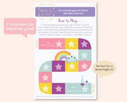 momlife a moms night in party game for moms that need a time out
