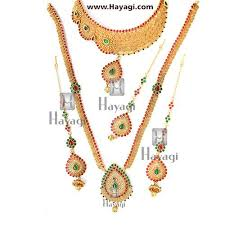bridal necklace set images Bridal necklace set laxmi wedding set online hayagi jpg