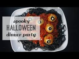Dinner Ideas Pictures Fun Halloween Dinner Party Recipes For Kids Youtube