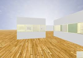 how to create a virtual 3d gallery using iiif and three js floor sky walls and art