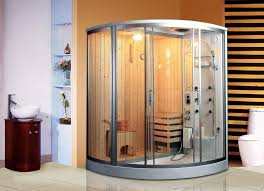 steam sauna kits build home now all the steam relaxing whirlpool