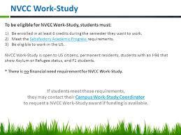 Nvcc Help Desk Work Study Supervisor Training Ppt Download