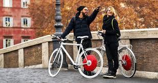 the copenhagen wheel hybrid electric bike hub u0026 ebikes