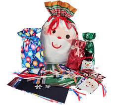 kringle express 62 e z drawstring gift bag set