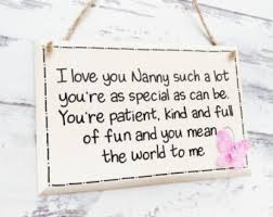 mothers day gift for nanny nanny gift mothers day gift gifts for nanny nanny sign