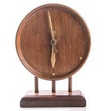 Danish Modern Teak Desk by Mid Century Modern Teak Desk Clock Ebth