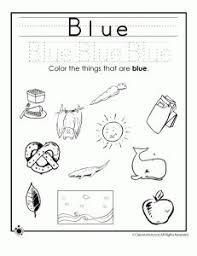 25 color blue activities ideas winter art