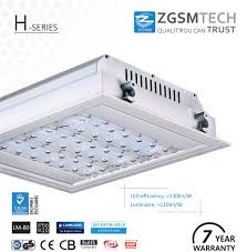commercial warehouse lighting fixtures led canopy lights for gas station warehouse workshop zgsm led