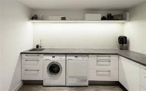 cuisine buanderie amenagement cuisine espace reduit 7 am233nager une buanderie