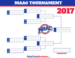 2017 ncaa basketball tournament maac conference tournament bracket 2017 march madness