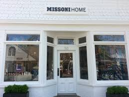 kdhamptons design diary missoni home southampton debuts new