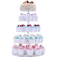 5 tier cupcake stand yestbuy 5 tier acrylic cupcake stand with base