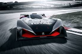 peugeot sports car price peugeot l750 r hybrid vision coming to gran turismo sport motor