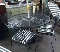 wrought iron patio furniture lowes furniture ideas pinterest