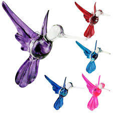 cloisonne hummingbird fan pull navy style c ebay