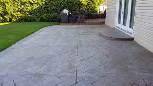 Best Sealer For Stamped Concrete Patio by Stamped Concrete Damaged From Poor Sealer And Not The Correct
