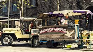 pigeon parakeet and pony amsterdam food truck serves maligned