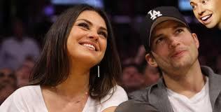 mila kunis ashton kutcher to consummate engagement with u0027two and
