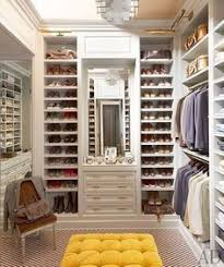 Walkincloset Ideas To Store Your Clothes Efficiently And - Bathroom closet design